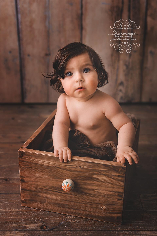 Babyfotos - Sternenregen Photographie Bruchsal