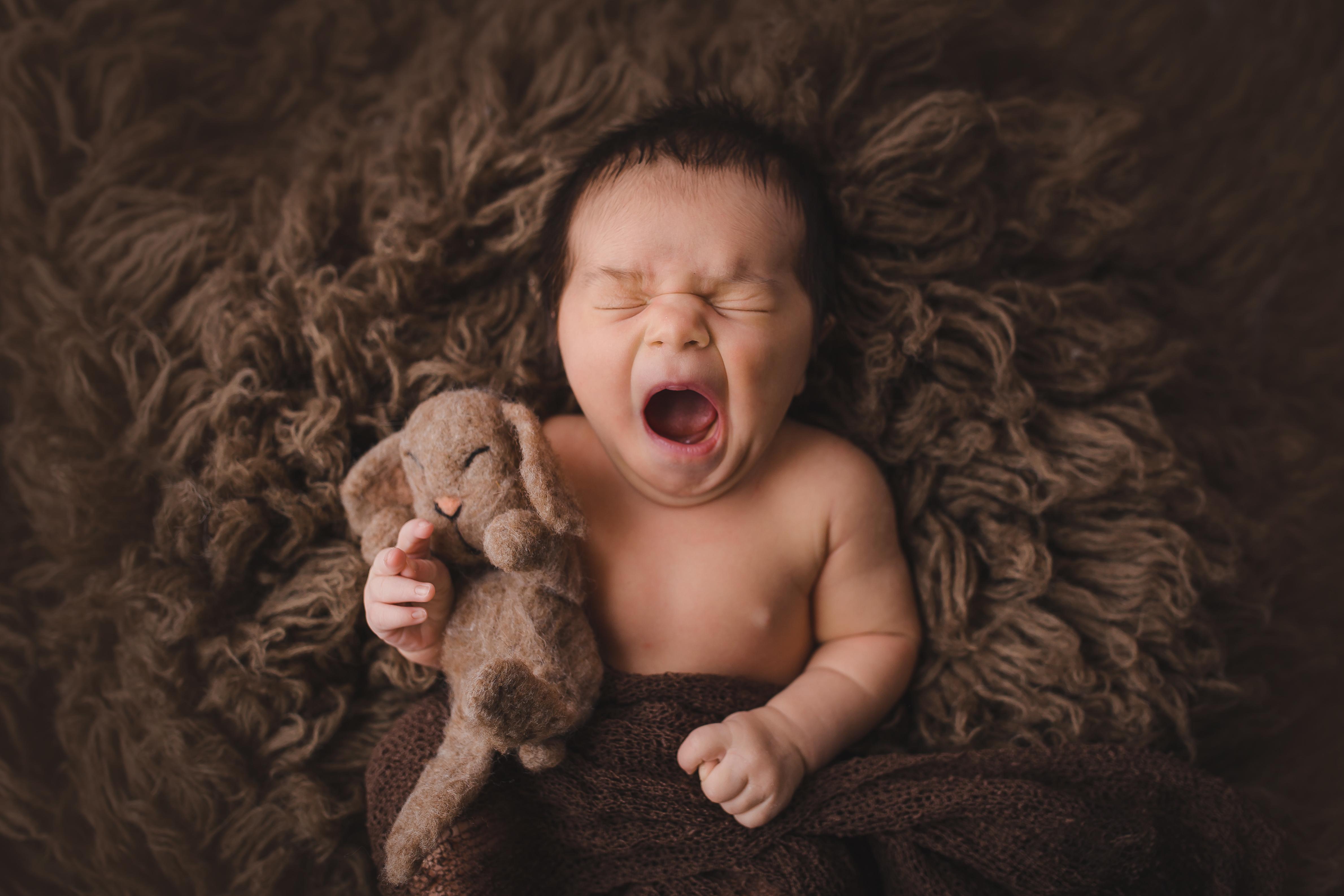 Ettlingen besondere Neugeborenenfotos