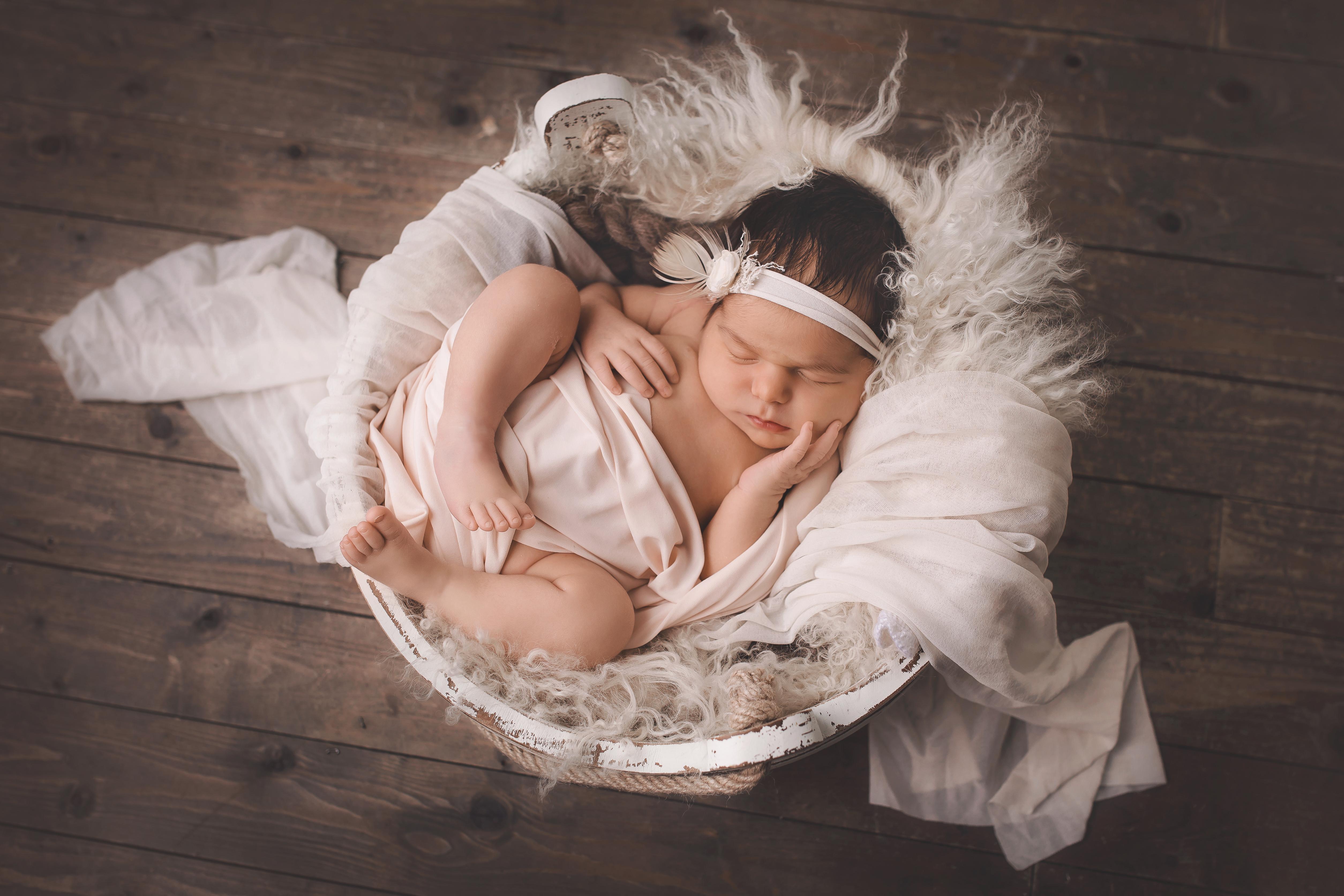 besondere Neugeborenenfotos in Karlsruhe