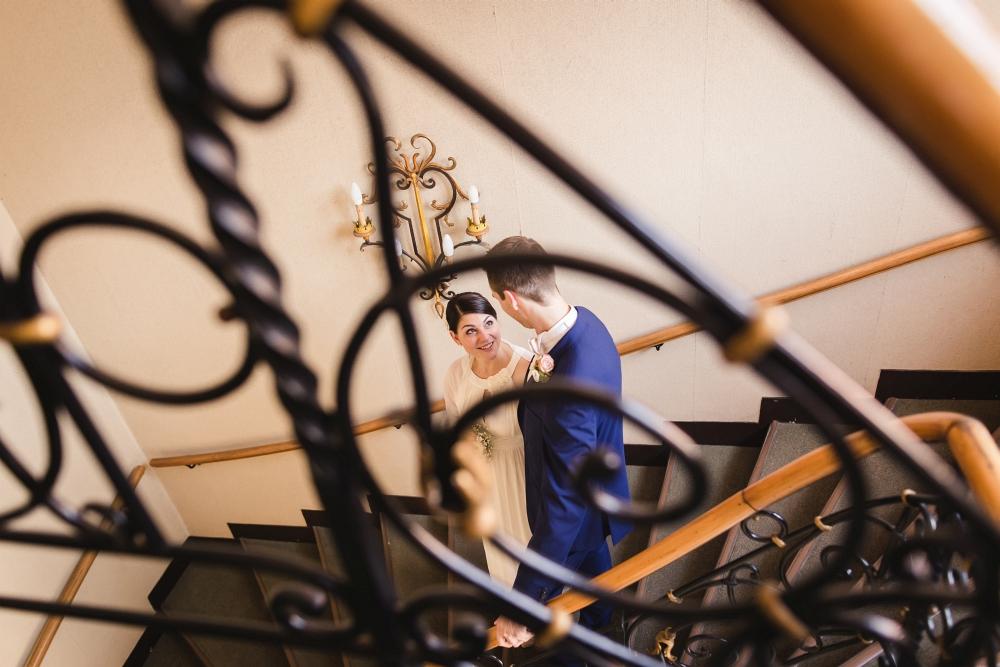 verspielte Hochzeitsfotografie bei Bruchsal