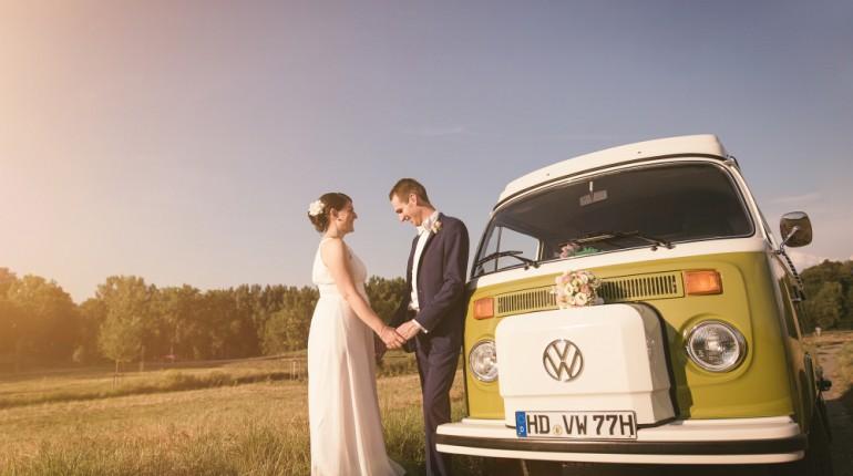 Hochzeitsfotografie in Wiesloch – Sarah und Johannes