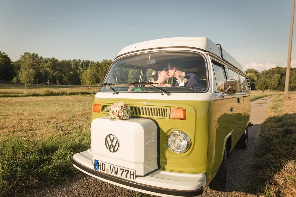 Hochzeitsfotografie bei Heidelberg