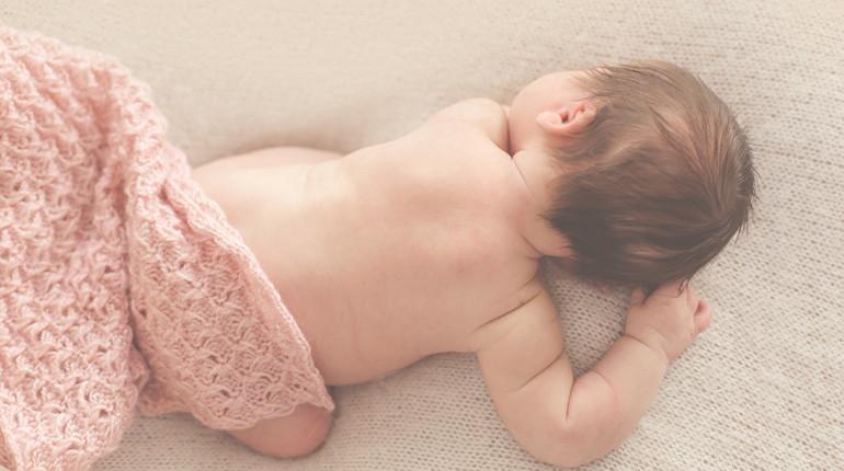 Neugeborenenfotos mit Lina