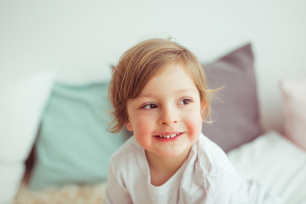 natürliche Kinderfotografie in Bruchsal