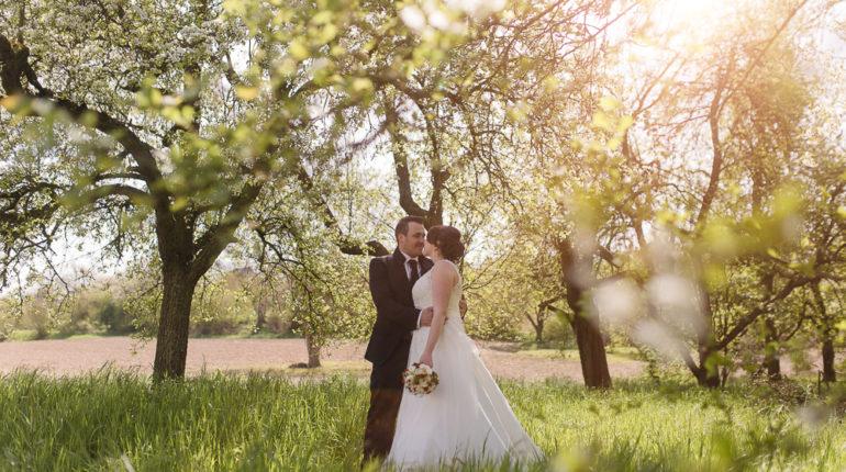 Barbara & Jochen – Hochzeitsfotografie im Kraichtal