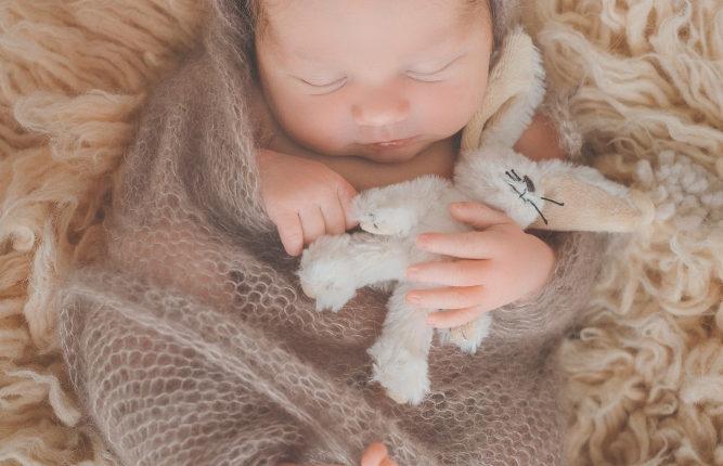 Babyfotografie Jade – 7 Tage
