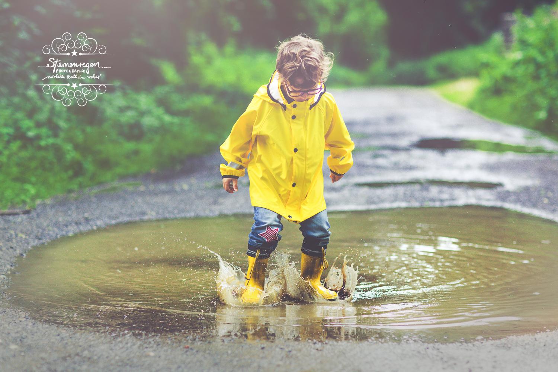 natürliche Kinderfotos