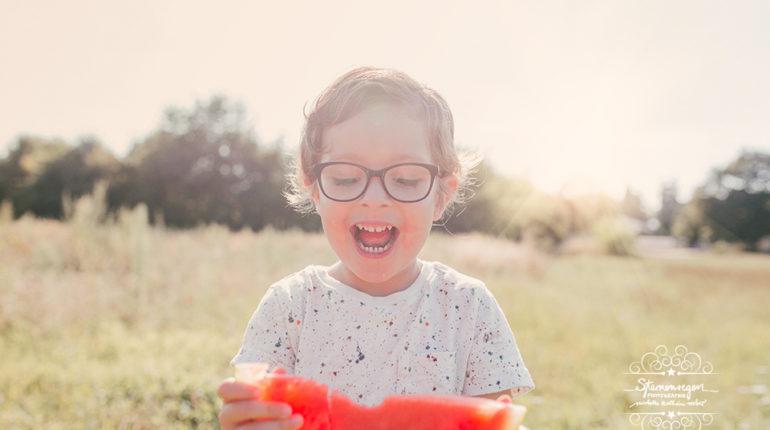 Kinderfotografie – Fotos zum Geburtstag