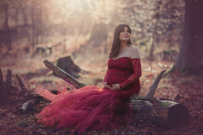 Schwangerschftafotografie Sternenregen Kraichtal
