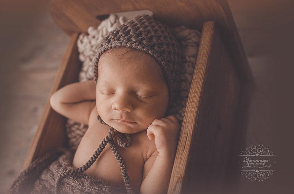 Luan – Babyfotos bei Bruchsal