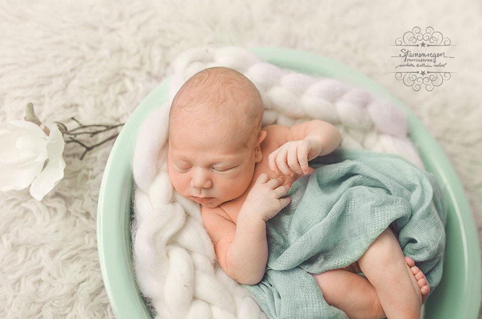 Babyfotoshooting bei Bruchsal