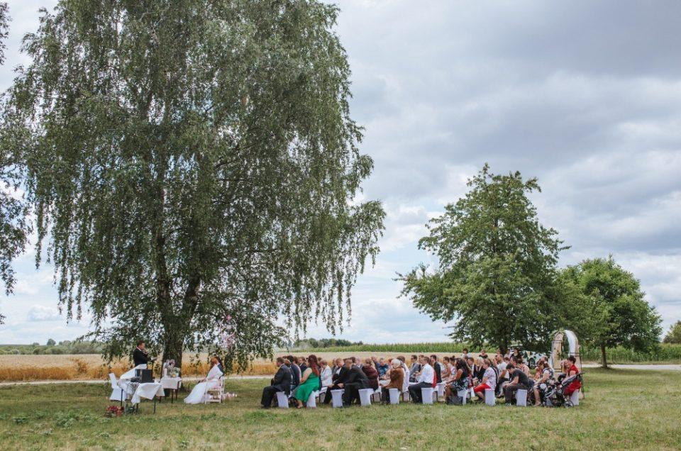Hochzeitsreportage in der Pfalz – Shana & Jens