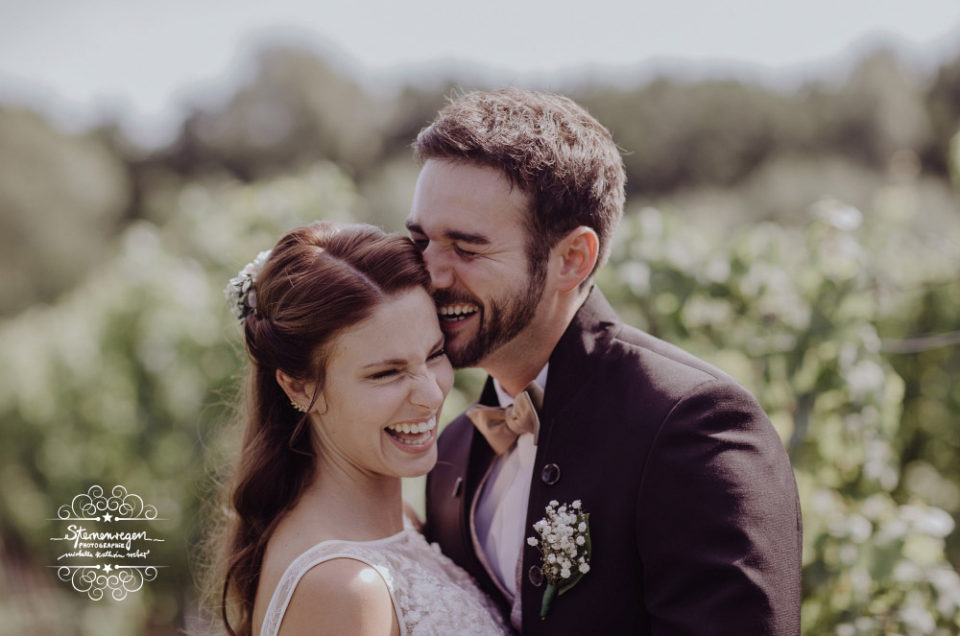 Hochzeitsfotografie in Edenkoben