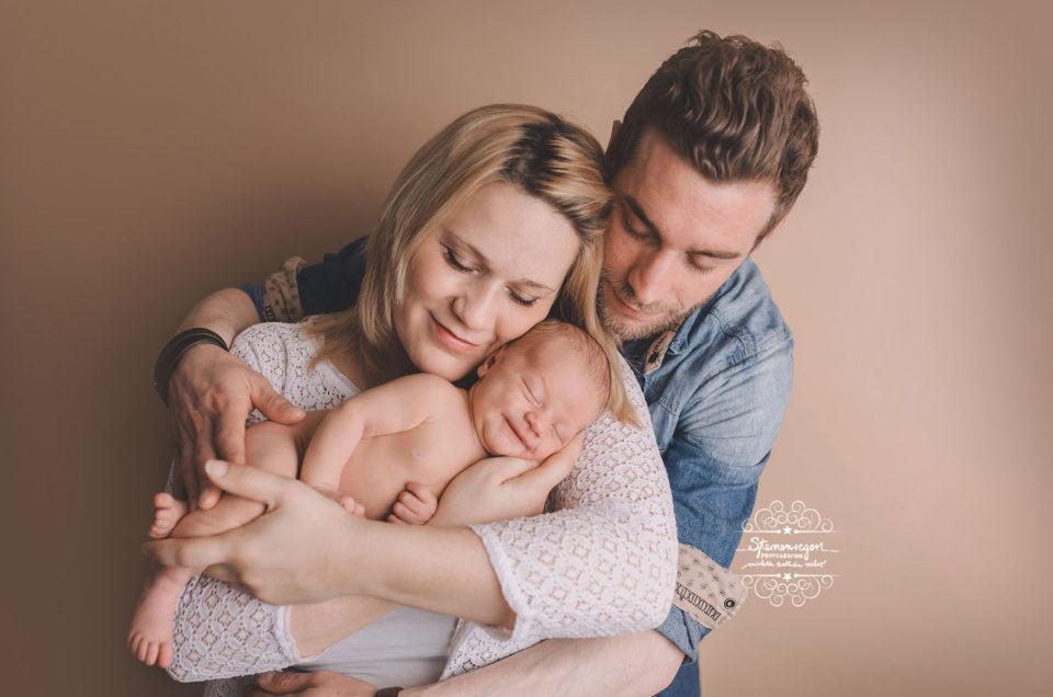 Neugeborenenfotos bei Karlsruhe – Marlene
