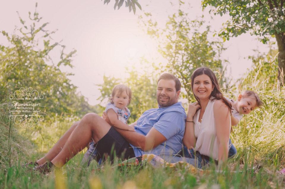 Familienregeln- Familienshooting