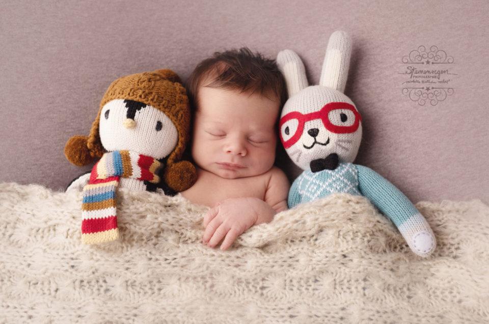 Neugeborenenshooting- Natürlich mit viel Zeit und Ruhe!