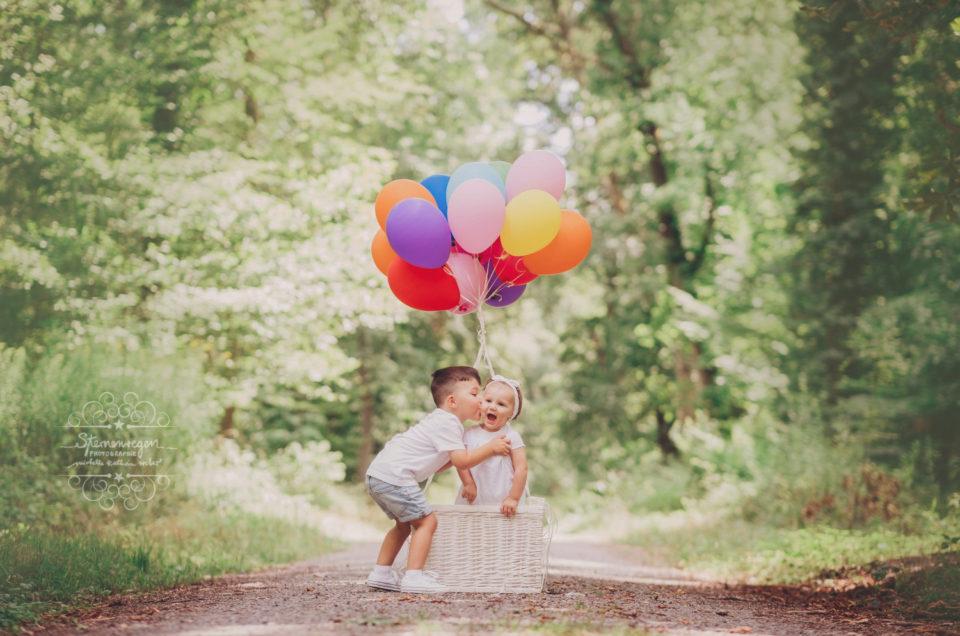 Baby-und Kinderfotografie- Shooting Ideen