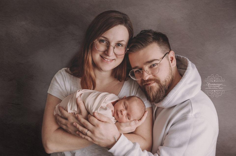 Das erste Familienbild vom Profi- Eine wundervolle Erinnerung