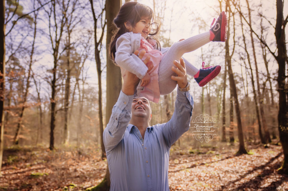 Familienfotografie Outdoor- Michelles Leidenschaft