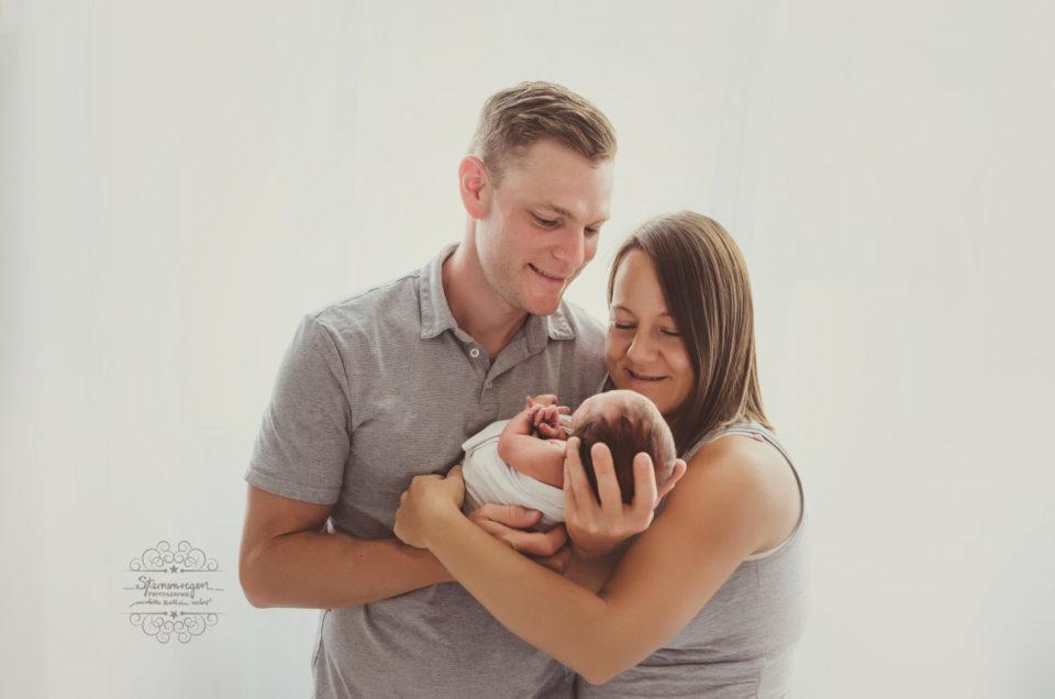 Die vielen Facetten eines Newborn Shooting bei Sternenregen Photographie