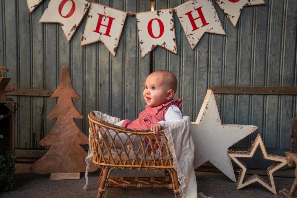 Familienfotos Weihnachten Kraichtal
