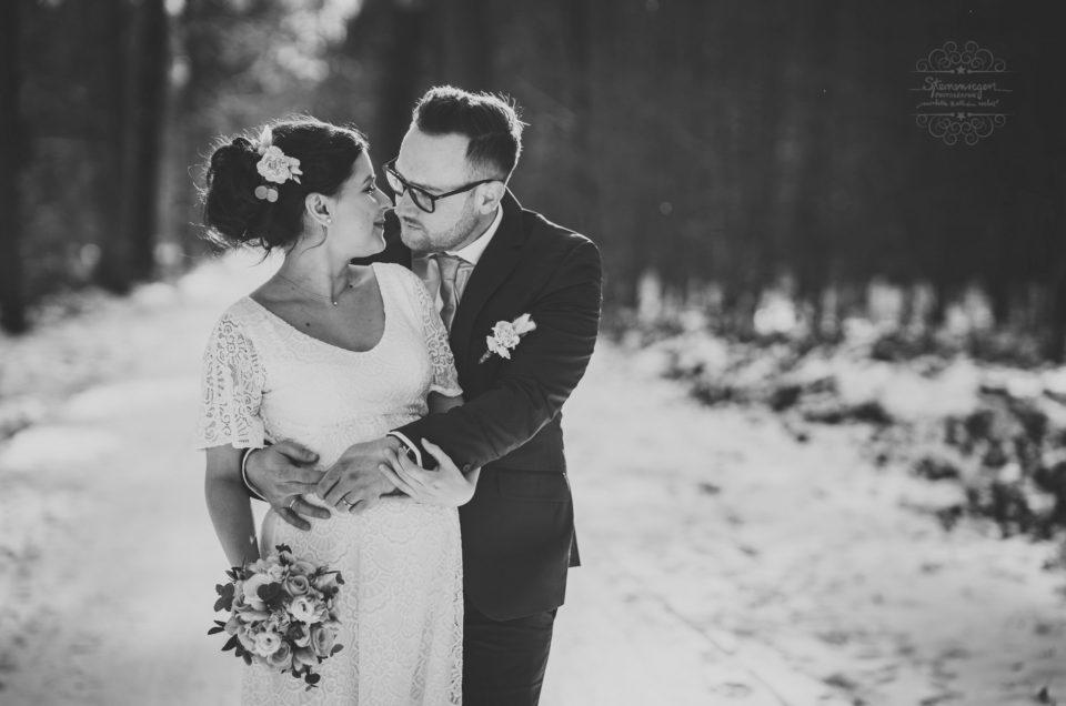 Traumhafte Winderlandschaft + Hochzeit+ Schwangerschaft….=?