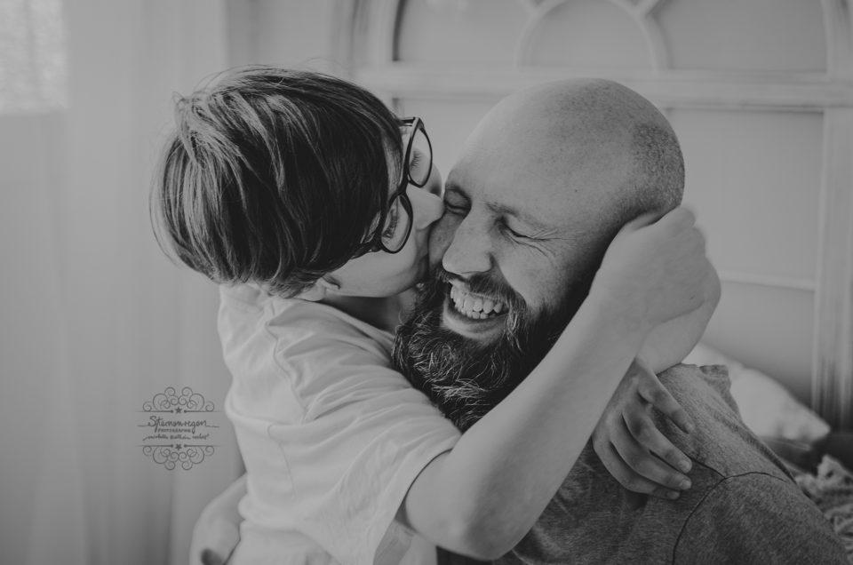 An alle Superhelden: Einen schönen Vatertag