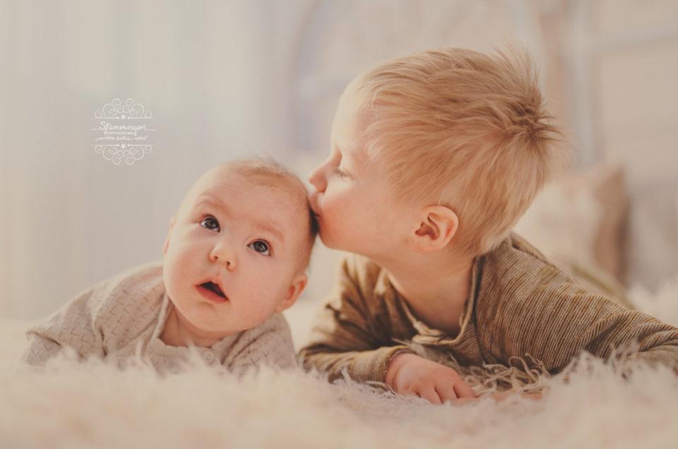 Küssen erlaubt! Fototermin mit Glücksgefühlen