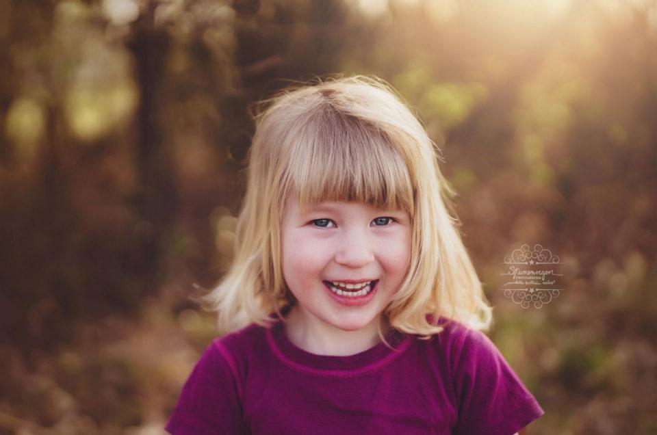 """Kinderfotografie- Die Sache mit dem """"Bitte lächeln"""""""